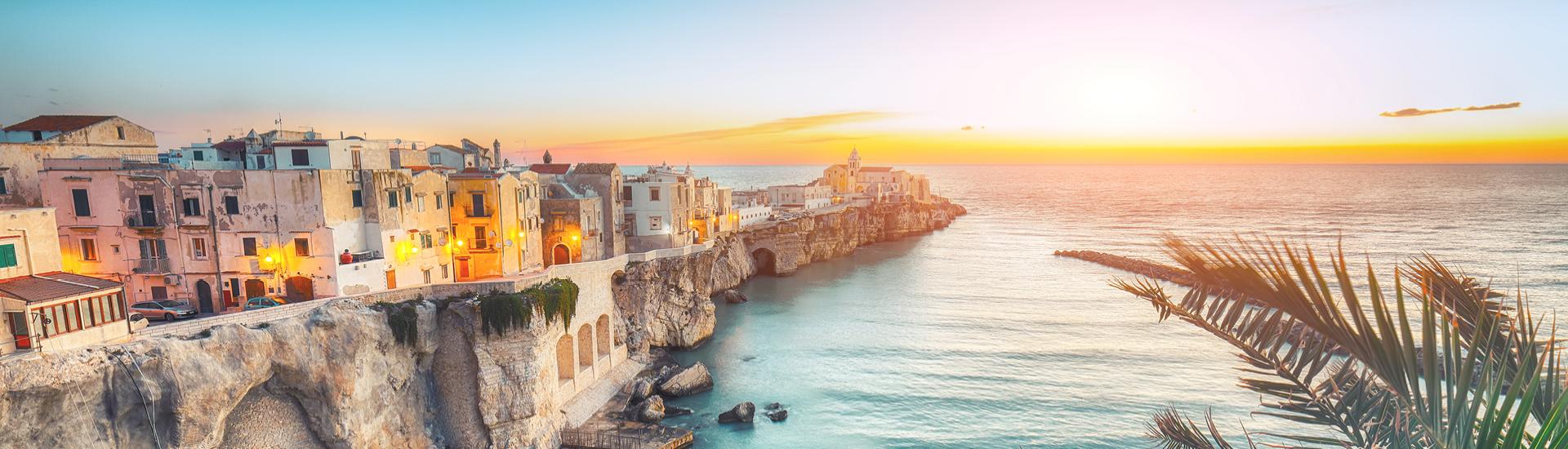Weine - Der Süden Italiens - Weine aus Apulien, Sizilien & Co. 09/2020 - Slider