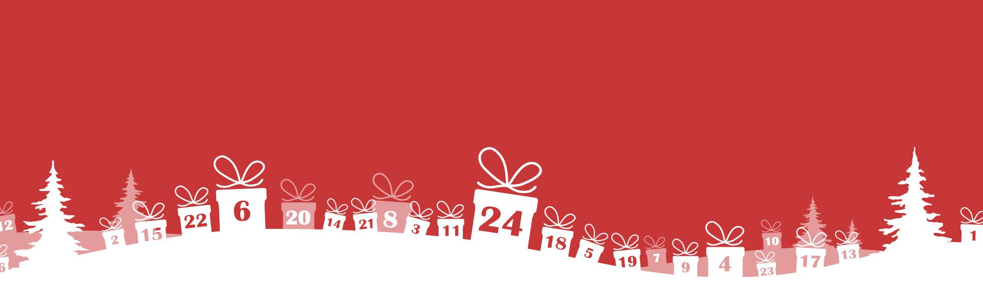 Unser Geschenk: Einer von zwei Zotter Adventkalendern Ihrer Wahl GRATIS ab einem Bestellwert von € 299,- 11/2020 - Slider