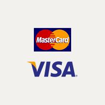 Vinorama - Creditcard, MasterCard, Visa
